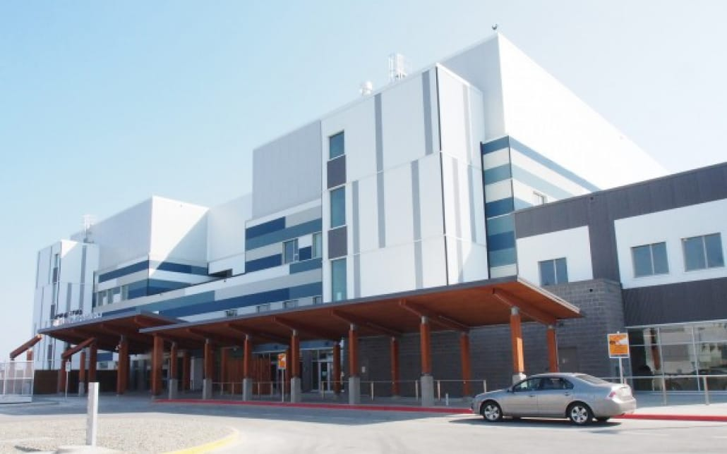 North Island Hospital Campbell River & District