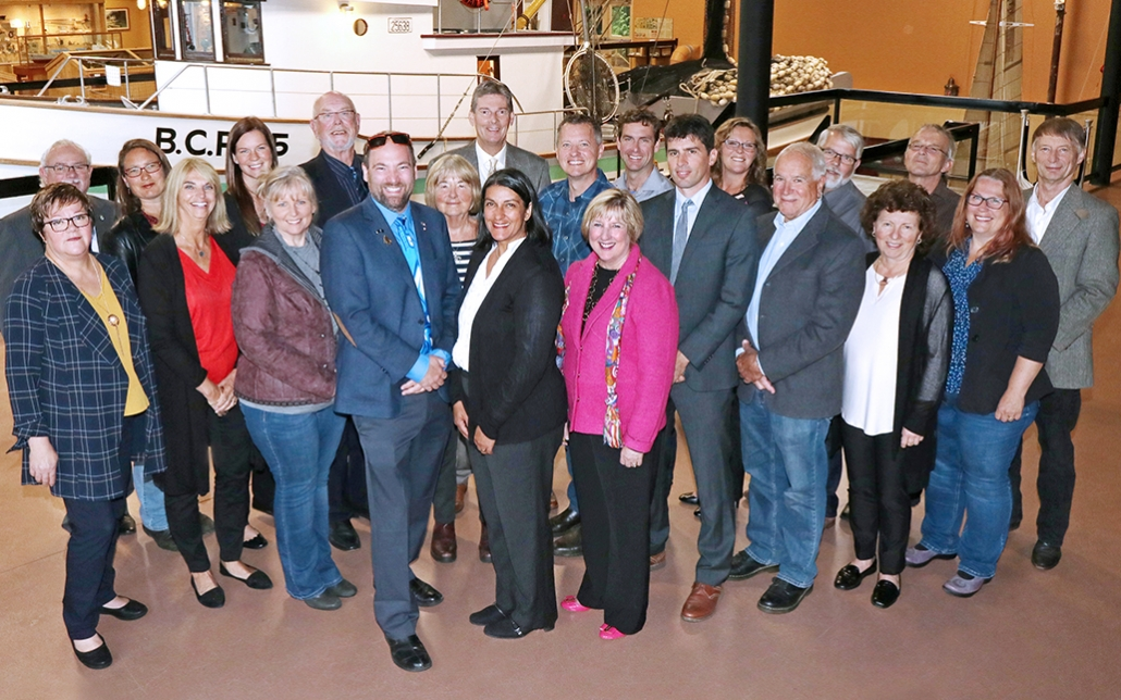 Comox Strathcona Regional Hospital District 2019 Board of Directors