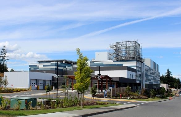 New Campbell River Hospital